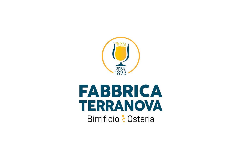Logo Fabbrica Terranova - Birrificio osteria