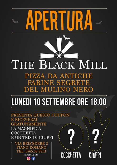 The Black Mill