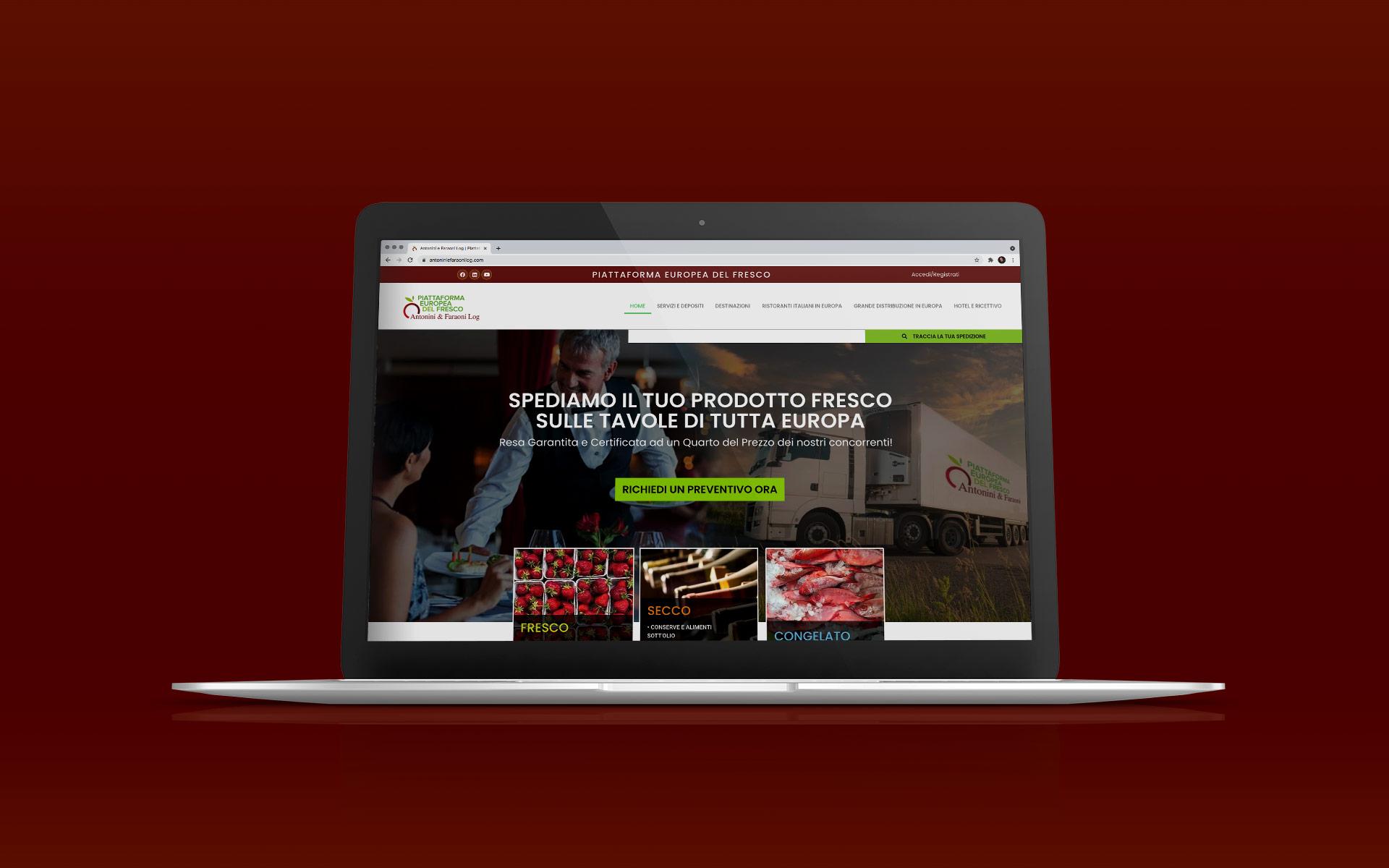 antonini-faraoni-website